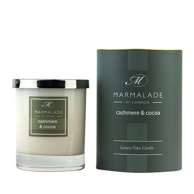 Cashmere and Cocoa Large Candle