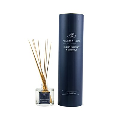 English Rosemary and Patchouli Reed Diffuser