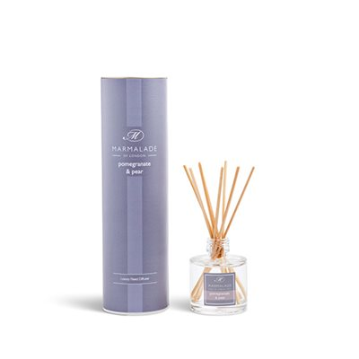 Pomegranate and Pear Travel Reed Diffuser