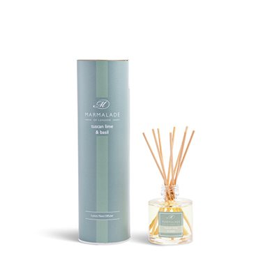 Tuscan Lime and Basil Travel Reed Diffuser